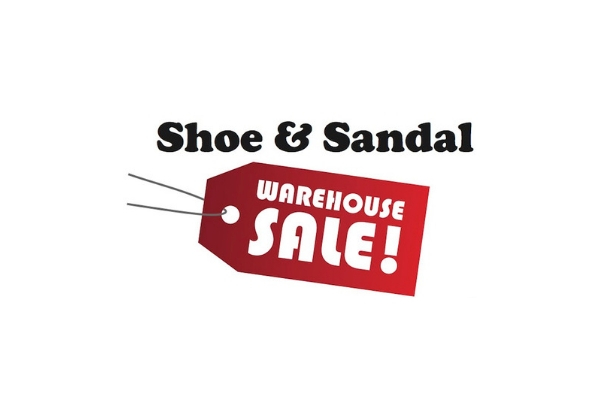 shoes & sandals warehouse sale